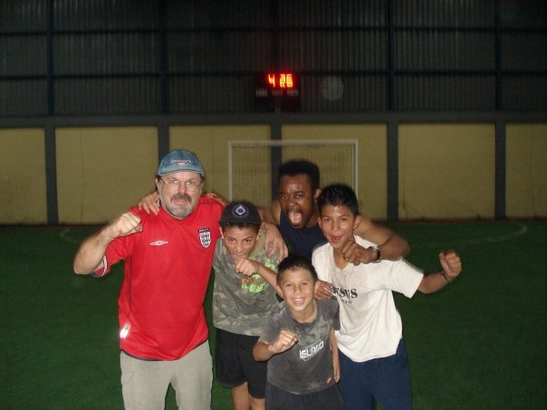 Football Outreach in Costa-Rica