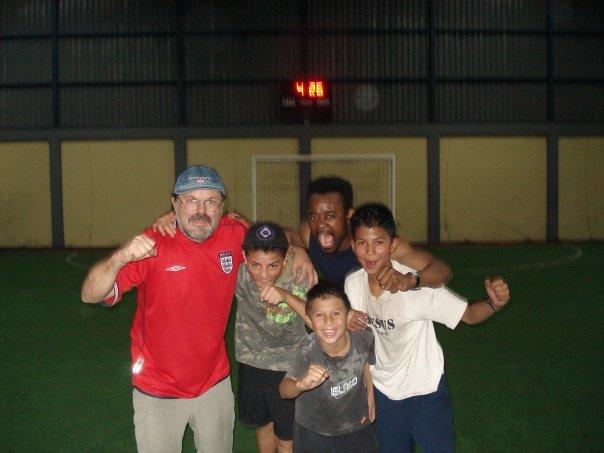 Football Outreach in Costa-Rica