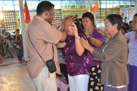 Prayer & Healing Ministry