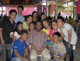 Joseph in the Philippines