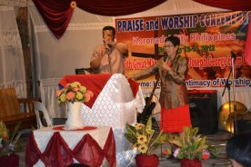 Preaching in the Philippines